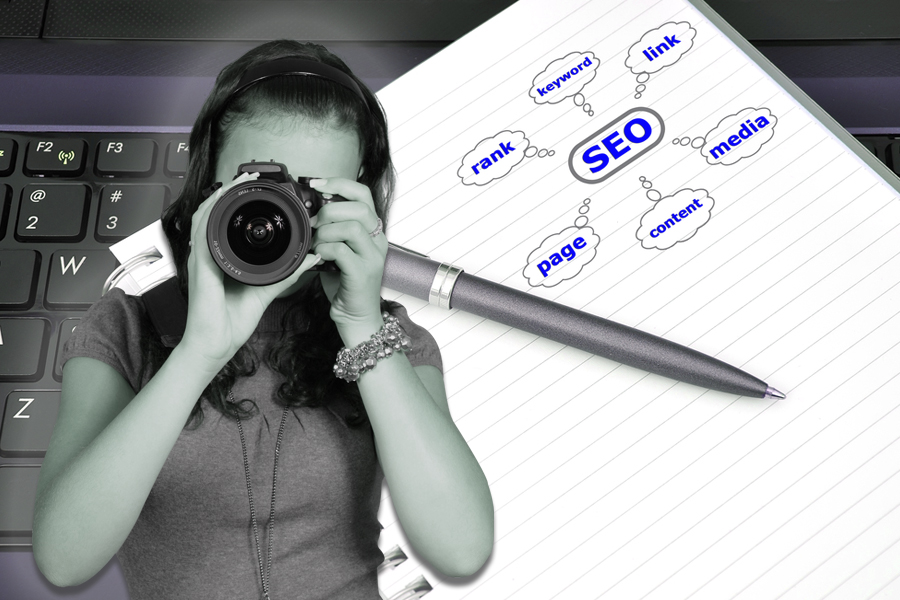 SEO for Photographer