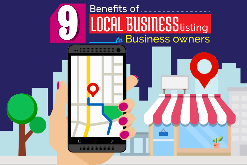 Benefits of Local Business Listing