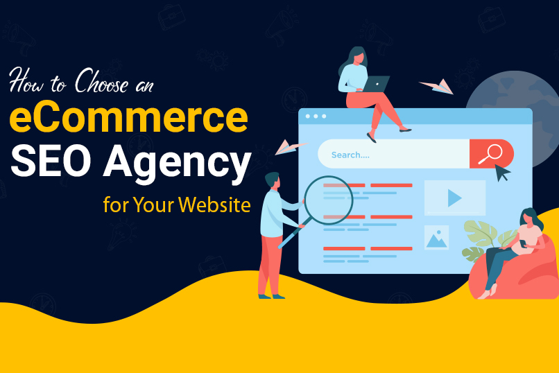eCommerce SEO Agency, SEO for eCommerce Website
