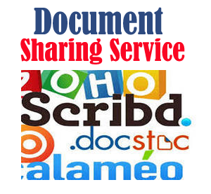 document sharing Service