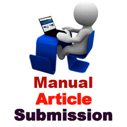 Manual Article Submission