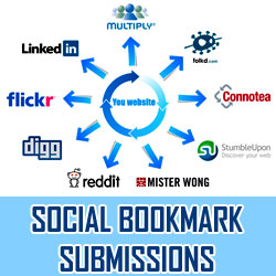social bookmark submissions